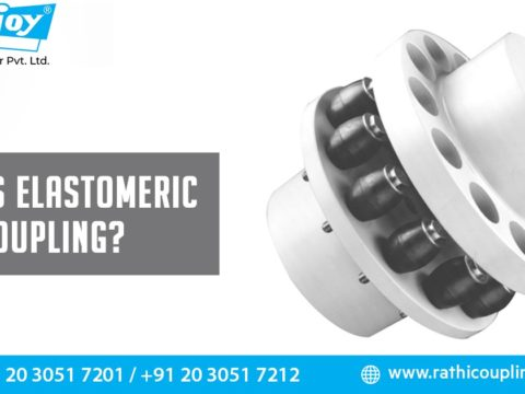 What is Elastomeric Coupling