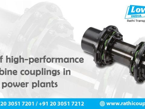 RTPL High Performance Turbine Couplings