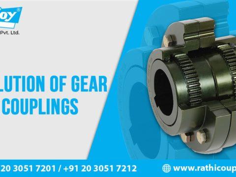 RTPL Evolution of Gear Couplings