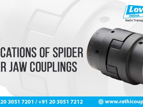Spider Star Jaw Coupling