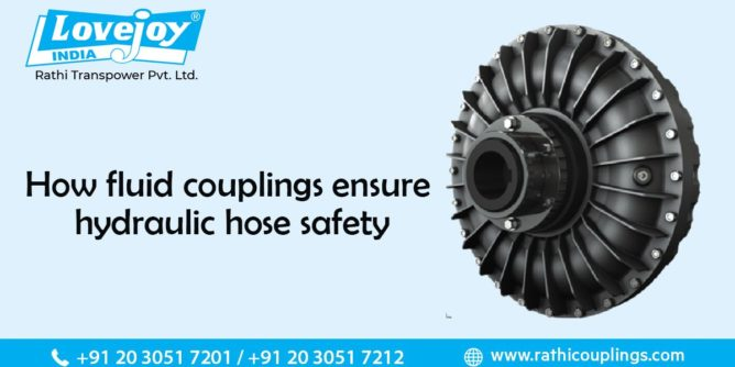 Fluid Couplings for Hydraulic Hose Safety