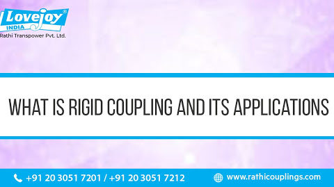 Rigid Couplings